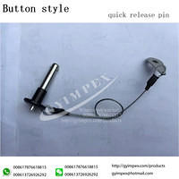 quick release pins φ6.5mm/7mm/8mm/9.5mm/10mm/12mm